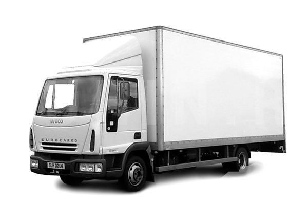 Iveco фургон