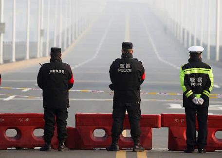 Грузовое автомобильное сообщение Китай - Россия открыто