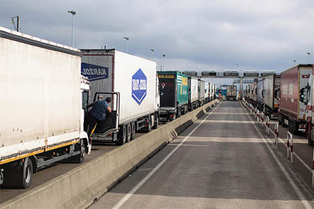 транзит «санкционных» грузов по России